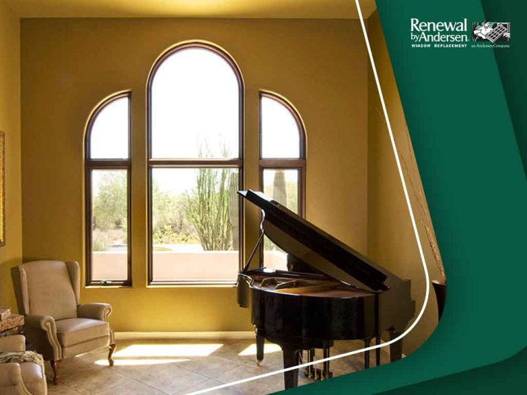 Arched Windows: Fixed or Functional?